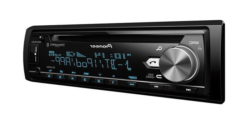 NEW Pioneer DIN MP3 Bluetooth MIXTRAX SiriusXM