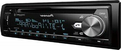 Pioneer DEH-S6100BS 1-DIN CD Player Receiver Bluetooth Car R