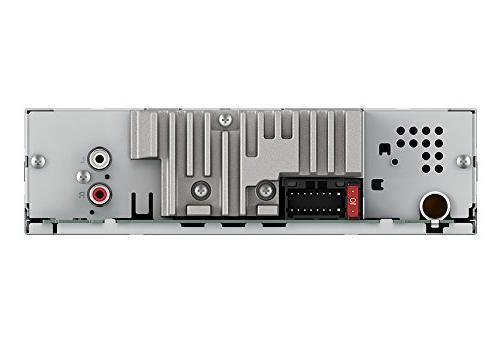 Pioneer Car Player RMS - Single DIN - Detachable - LED-LCD Display - CD-DA, WAV, AAC AM, FM - 18, x FM, - USB - Auxiliary Input