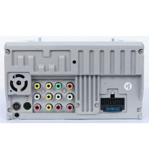 7inch 2Din Stereo Player In Dash