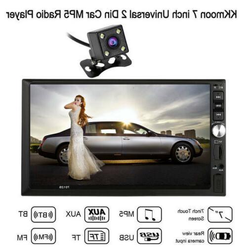 Double 8.1 7inch Stereo MP5 Radio HD+Camera
