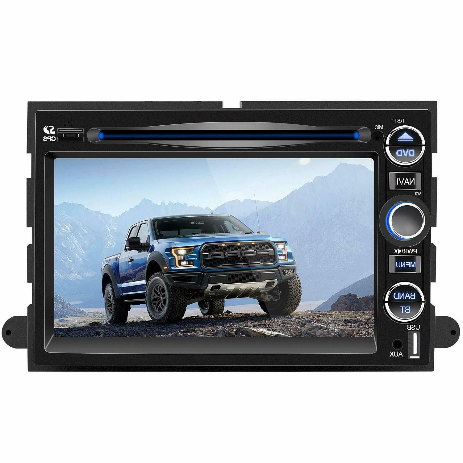 double din car stereo radio 7 inch