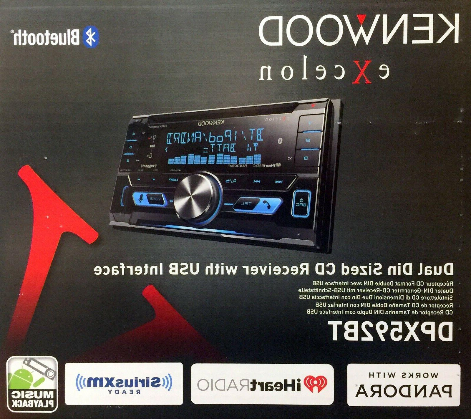 NEW DPX592BT AAC/WMA/WAV/MP3