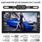 "DUAL 2 DIN 7"" HD BT Car Radio MP5 Player Multimedia Aux In C"