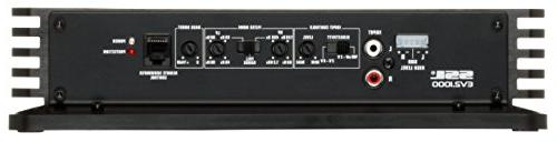 Sound Storm 1000 2 Stable A/B, Range, Bridgeable, MOSFET Car Amplifier with Subwoofer Control