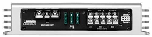 Sound Storm EVO2900.5 EVO 2900 Watt, 5 2 8 Stable Class A/B, Range, Amplifier Remote Subwoofer Control