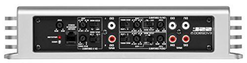 Sound Storm 2900 5 2 Ohm Range, Amplifier Remote Control