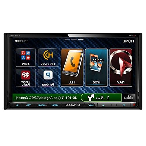 excelon dnx892 touchscreen navigation receiver