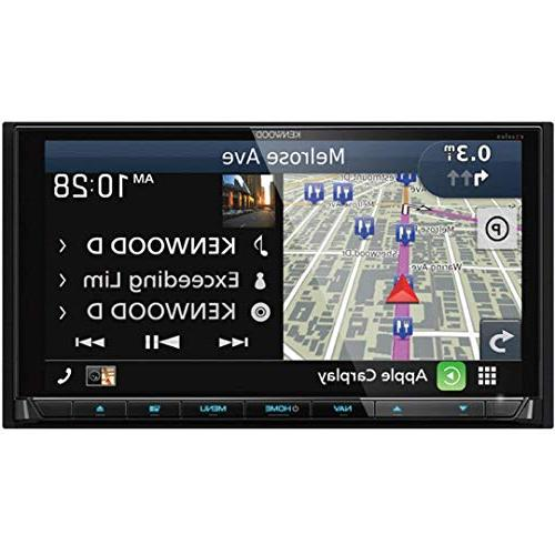 Kenwood eXcelon 6.75 Inch with Android and Bluetooth