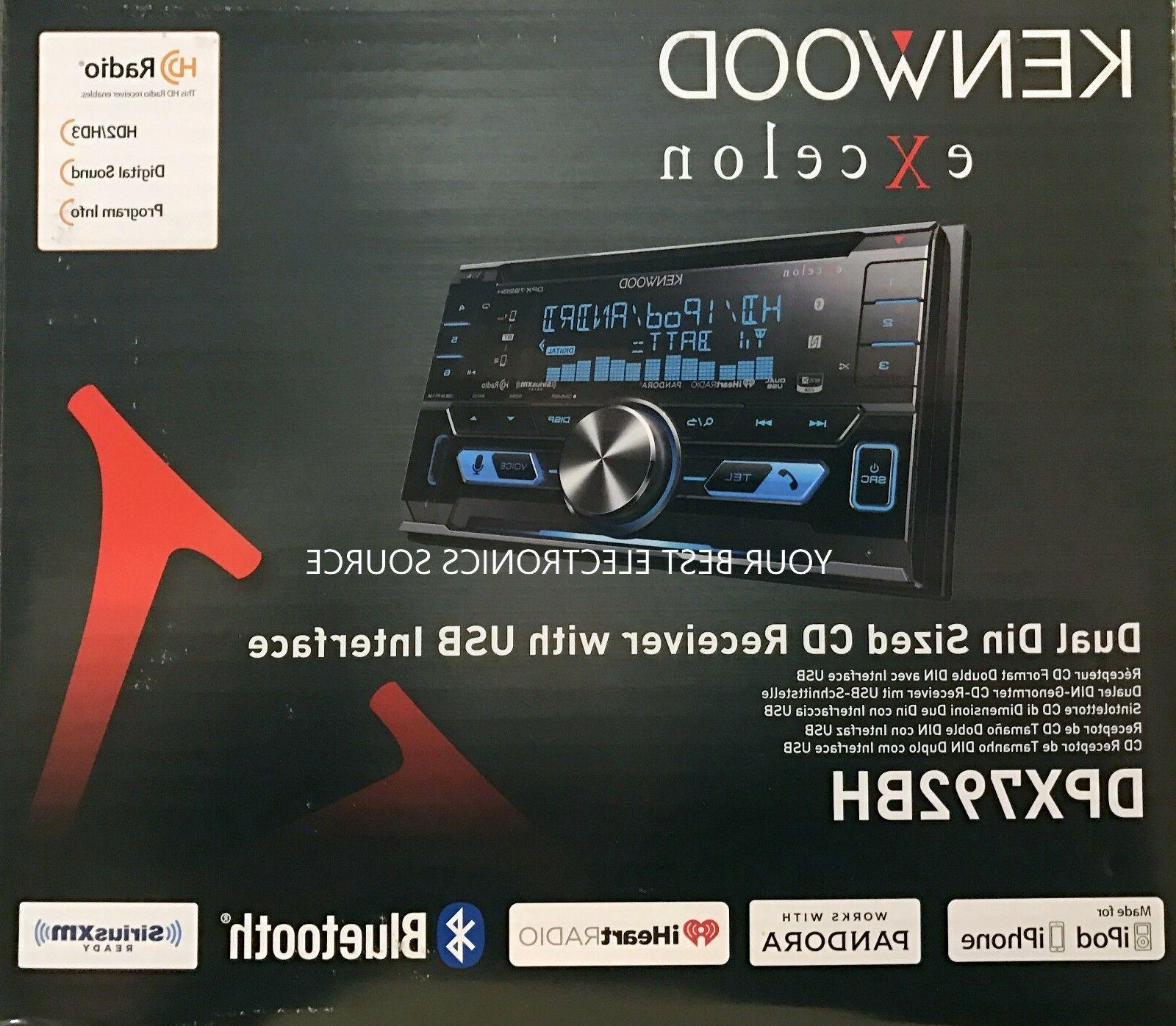 excelon double din dash bluetooth