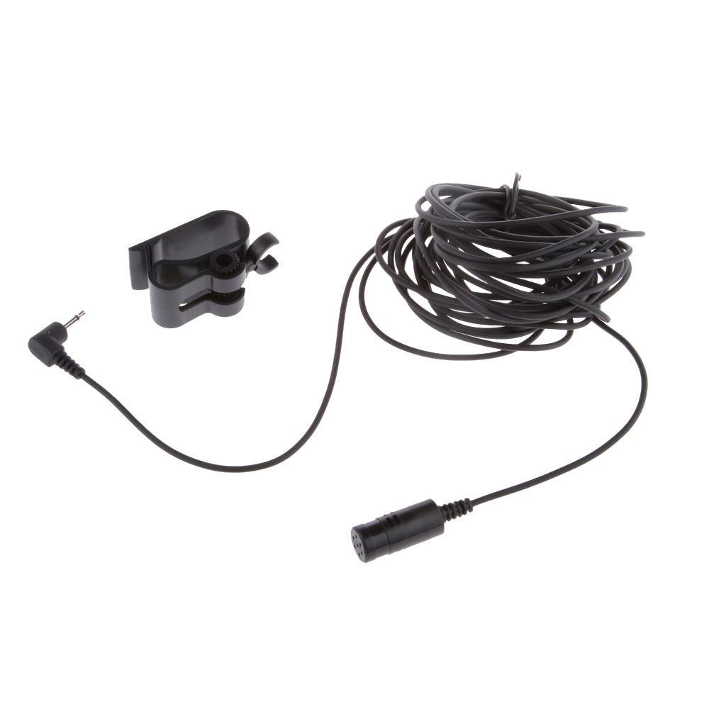 Mini External Microphone Mic for Kenwood DEH AVIC <font><b>C