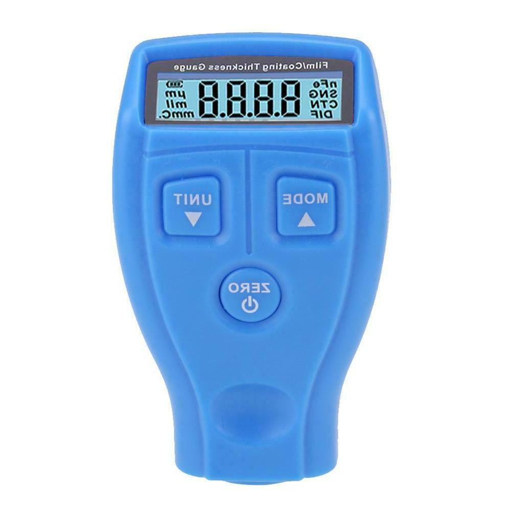 GM200 Coating Thickness Tester Gauge Meter Tool