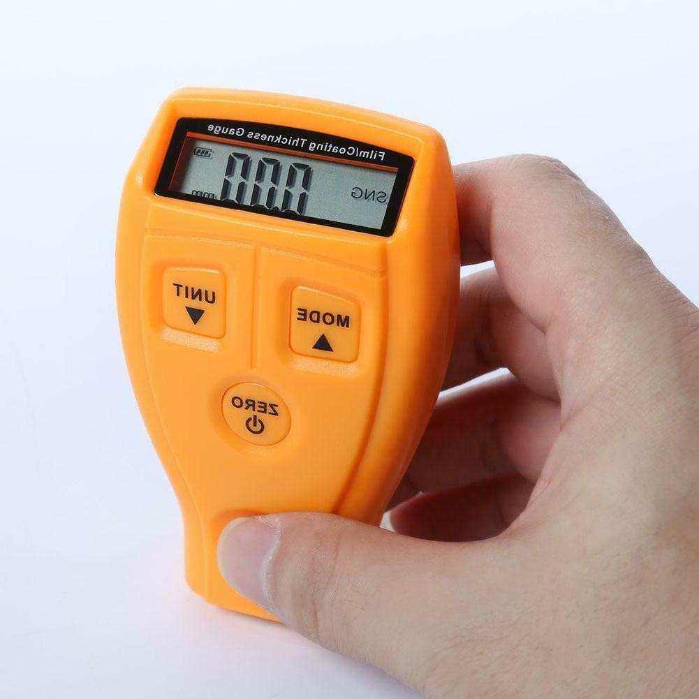 GM200 Coating Thickness Gauge Meter