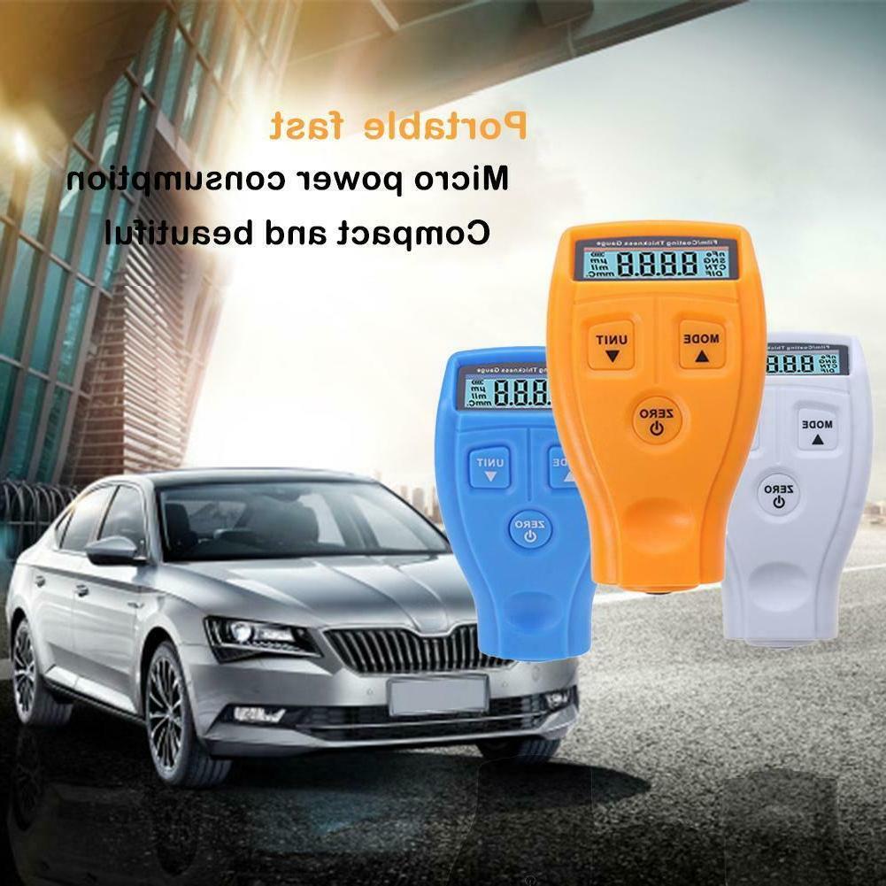gm200 digital car paint coating thickness probe