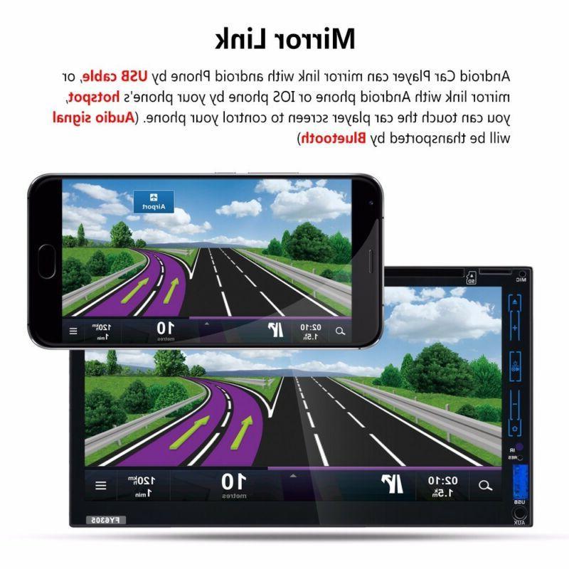 GPS Double Car Player Auto +Camera