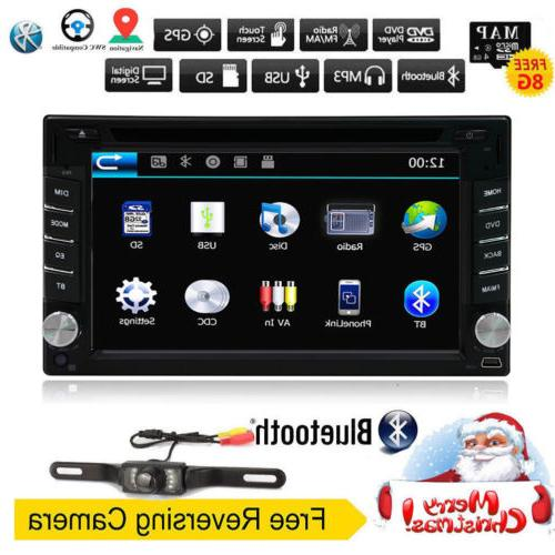 GPS Car Player Bluetooth Map &