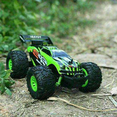 GREEN REMOTE RC FAST 1/18 TO 2.4G