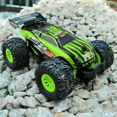 GREEN REMOTE RC CAR/BUGGY VERY FAST 1/18 READY TO RUN 2.4G EXTREME