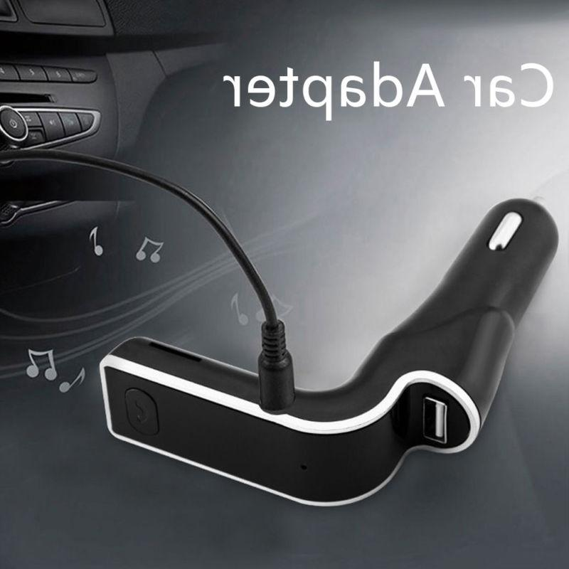 Handsfree Kit USB Charger Transmitter