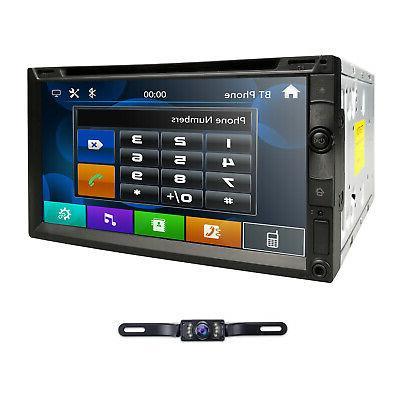 2Din Radio DVD Player DTV CD