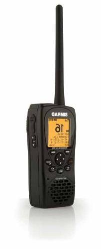 Simrad HH36 VHF Handheld w/Built-in GPS - Class D DSC