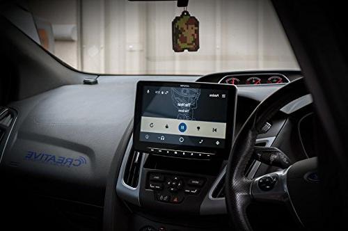 "Alpine iLX-F309 9"" AM/FM/audio/video 9-inch Touch Screen Mech-less Design"