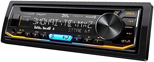 JVC Bluetooth Car with Sirius Radio Dash Kit Metra Adapter Cable & Metra