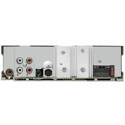 JVC KD-T910BTS Receiver with BT SXV300 Satellite