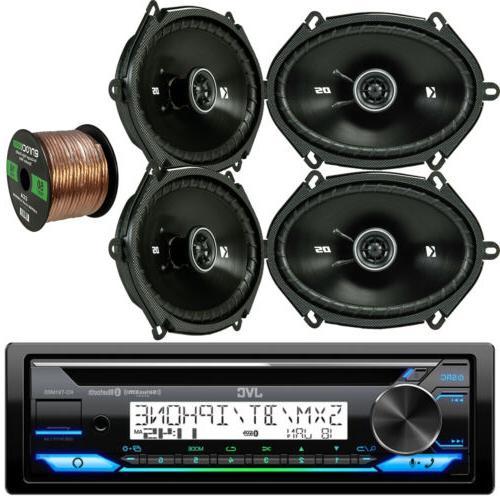 kd t91mbs marine radio usb aux cd