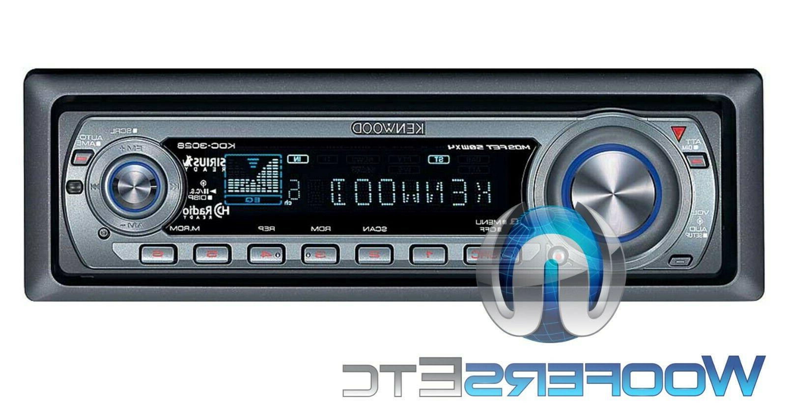CAR STEREO 50W x 4 AMPLIFIER HD OLD NEW