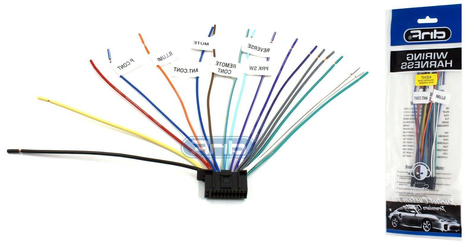 [FPER_4992]  Kenwood DDX-6019 KVT-512 KVT-514 KVT-516 Wiring Harness Wire | Kvt 514 Kenwood Wiring Harness |  | WIRING HARNESS Car Radio - radiocar