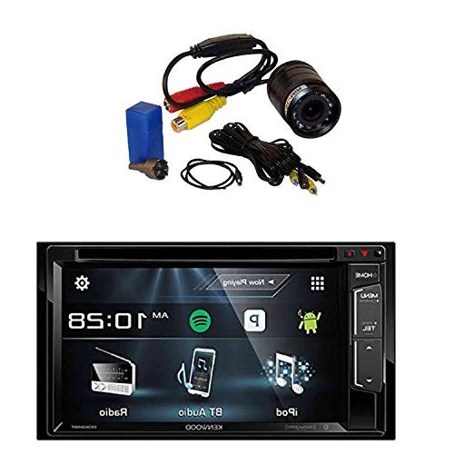 kenwood ddx25bt 2 din dash