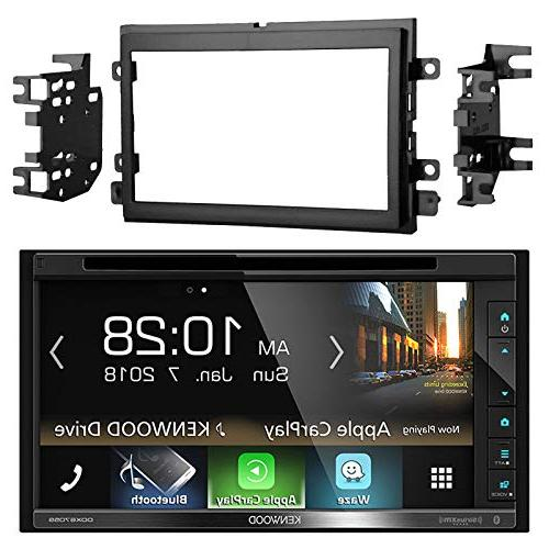 kenwood ddx6703s inch touchscreen double