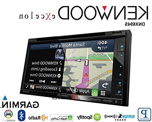 Volunteer DNX694S Install Navigation Android Apple Fits