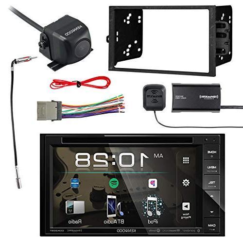 kenwood multimedia receiver