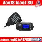 QYT KT-8900D Dual Band Quad Standby 5Tone 25W Mic VHF UHF Ca