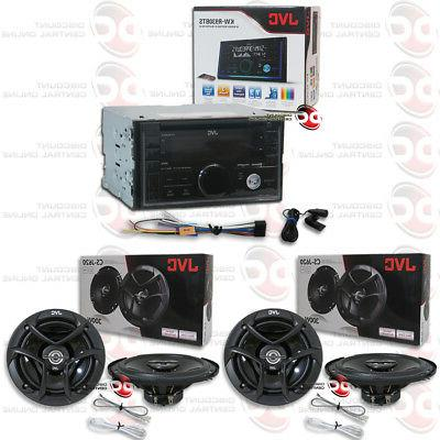 JVC KW-R930BTS 2DIN CAR CD MP3 RADIO PANDORA CONTROL PLUS 4