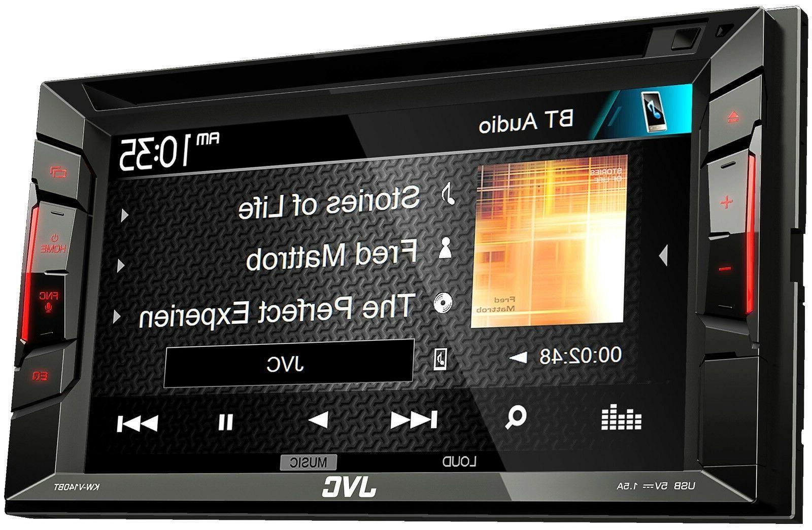 DVD/CD/AM/FM Dash for Accord