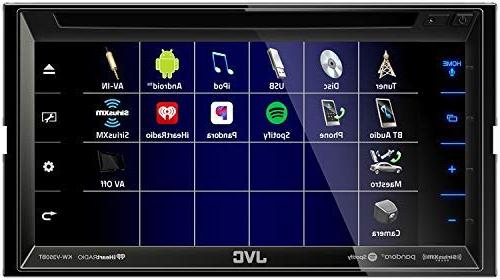 JVC Multimedia with Bluetooth