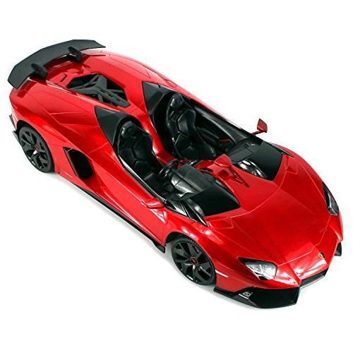 Licensed 1:12 Scale Lamborghini Aventador | Radio Control 1/12 Super Sports