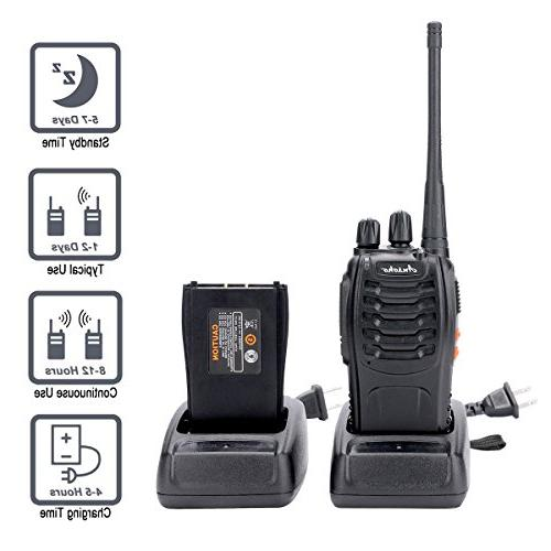 Ansoko Talkie 16-Channel Handheld Two with