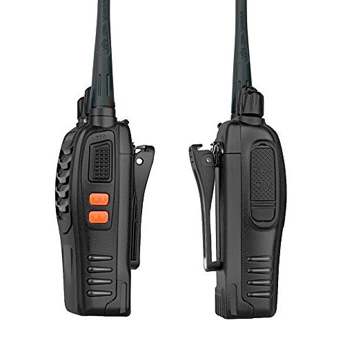 Ansoko Talkie Handheld Two Way with Earpiece