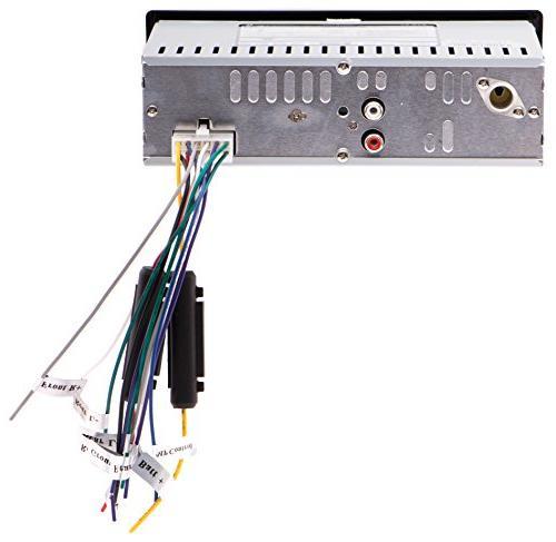 SOUND ML39USA Single-DIN MECH-LESS Multimedia Receiver
