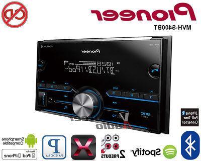 mvh s400bt multi media car stereo reciever