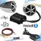 NEW BOSS AUDIO800W Motorcycle/UTV Speaker & Amp System wit