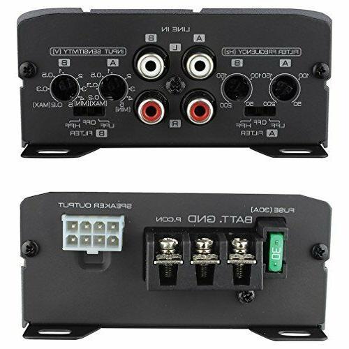 NEW KAC-M3004 Watts 4-Channel Boat ATV Amplifier