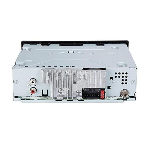 Pioneer DEH-150MP CD Stereo Player, Front with JVC 6.5 2-Way Car Audio High Output Sound Factory Upgrade Bundle Package