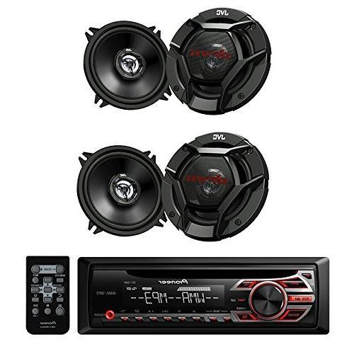 pioneer deh car audio cd