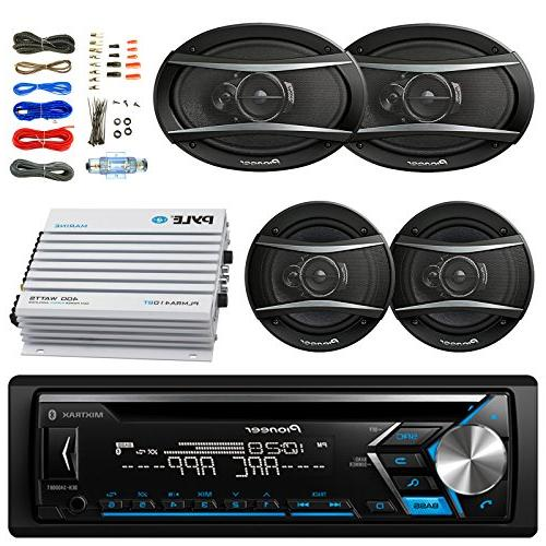 pioneer deh s4000bt bluetooth radio