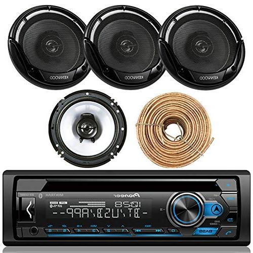 pioneer deh x4900bt car bluetooth